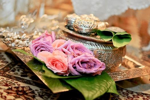 paan at Indian weddings
