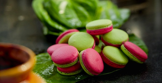paan flavoured macaroons made in India