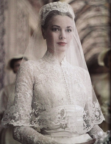 princess grace kelly wedding dress