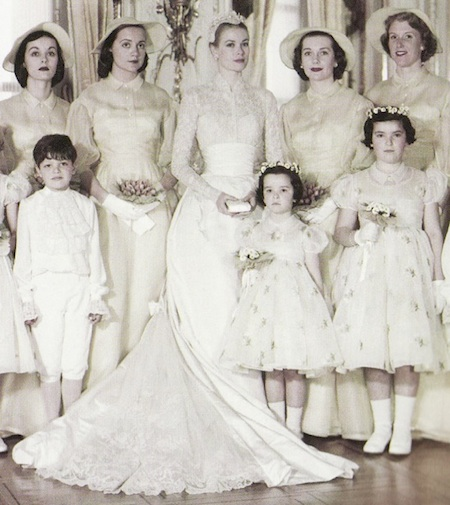 wedding pictures of grace Kelly