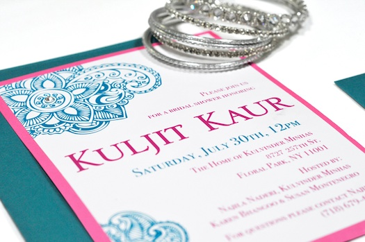 new Indian wedding card designs