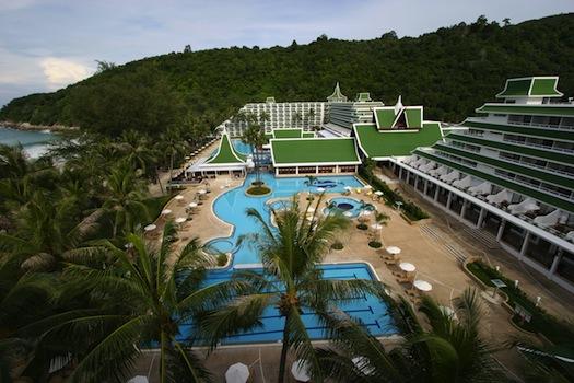 Le Meridien Phuket 2