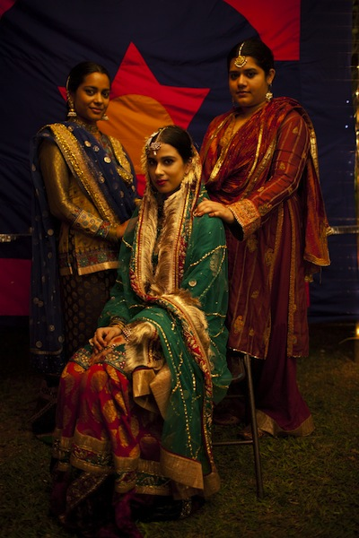 Anita Shahana Shikha designed by Ritu Kumar