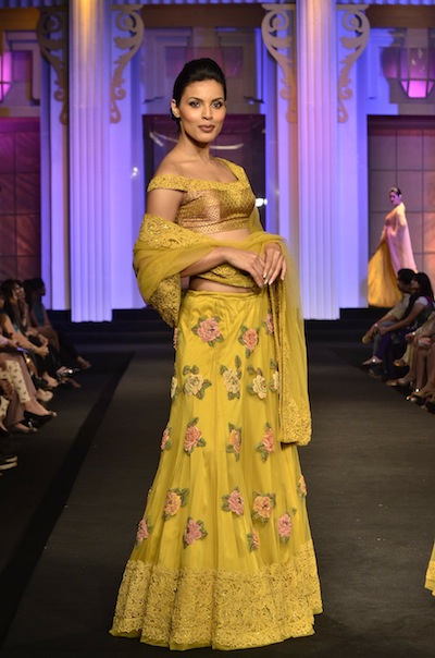 Pallavi Jaikishan collection at India Bridal week