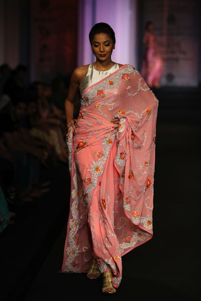 Pallavi Jaikishan lehenga at bridal week 2012