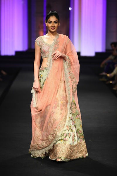 Pallavi Jaikishan at bridal week