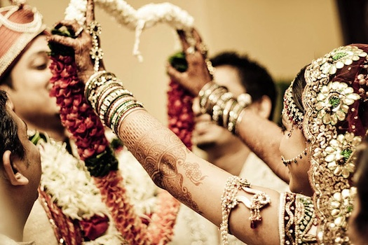 5 Most beautiful Wedding Rituals in India.