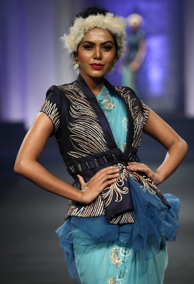 Narendra Kumar Bridal week at Grand Hyatt