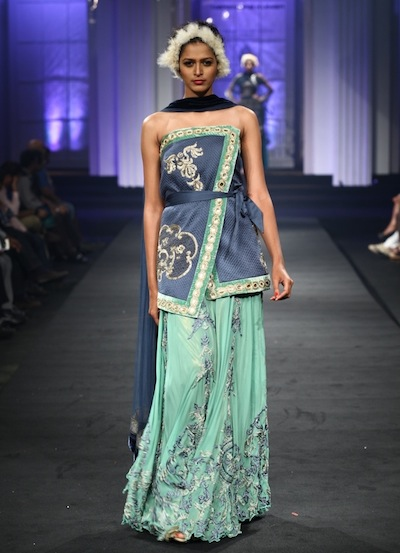 Narendra Kumar Bridal week 2012