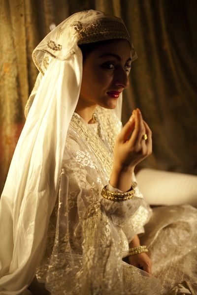 Soha Ali Khan Bridal look