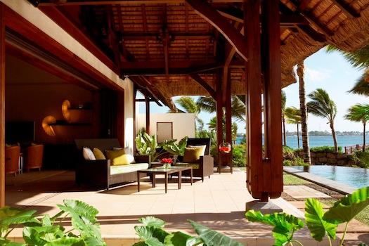 private island near Le Touessrok, Mauritius