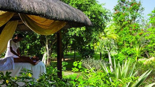Spa at Le Touessrok, Mauritius