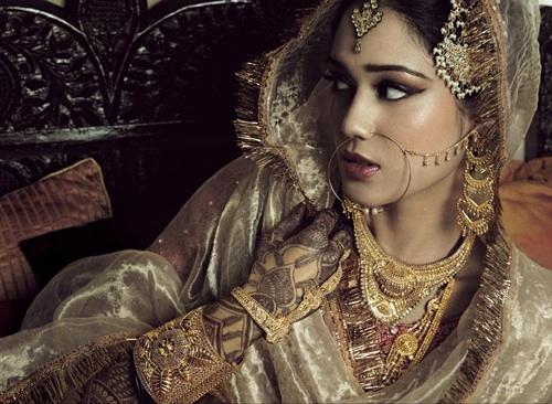Bangles Bridal Dress, Green Bangles Marathi Wedding