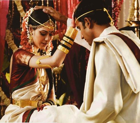 Telugu bride by Tanishq