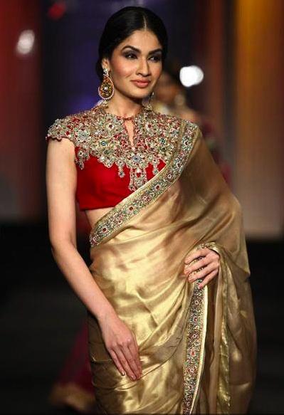Ashima Leena bridal look 2013