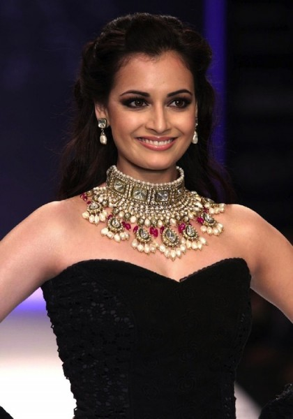 Indian bib neclace for brides