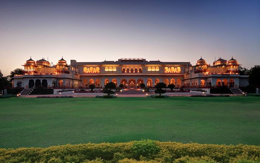 get married at Rambagh Palace in India