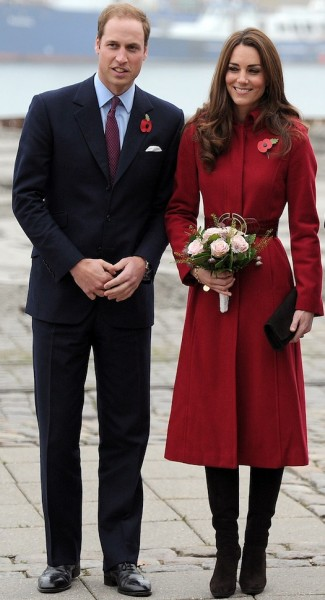 prince william dressed in a suit