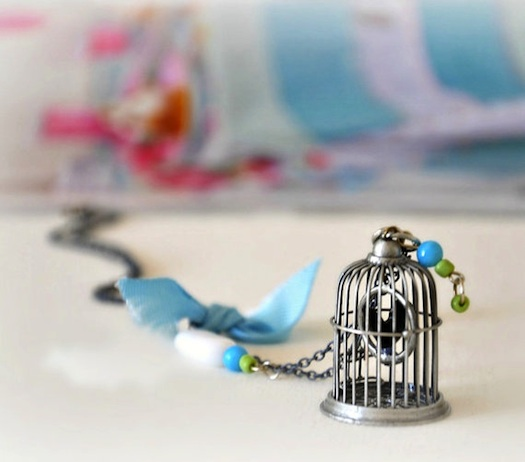 small birdcage from Marry Me The Store