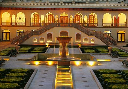 wedding at Rambagh Palace in India