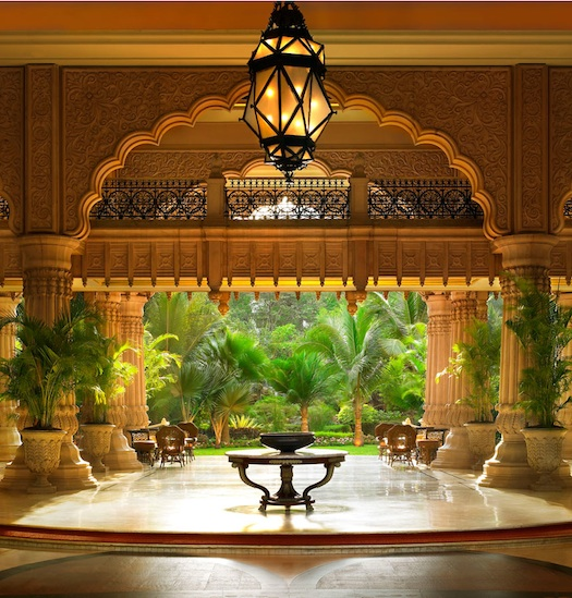 planning a wedding at the leela in bangalore