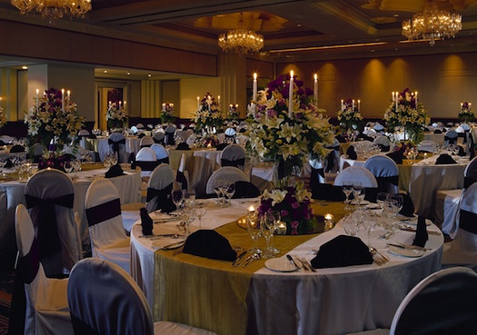 wedding in the grand ballroom of Leela Palace Bangalore