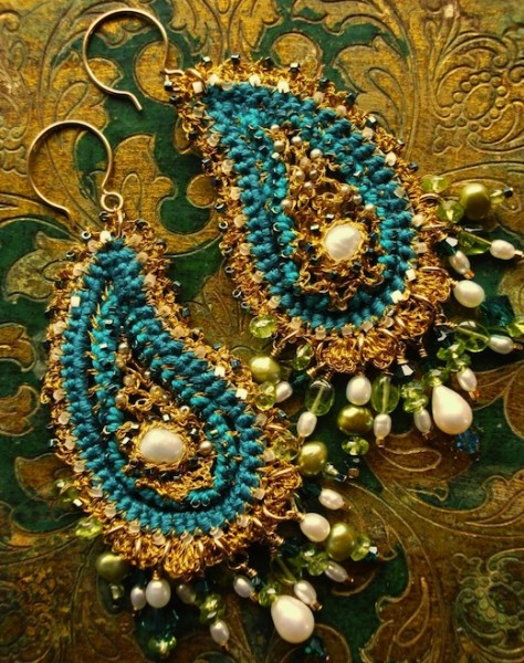 ear rings for Indian wedding
