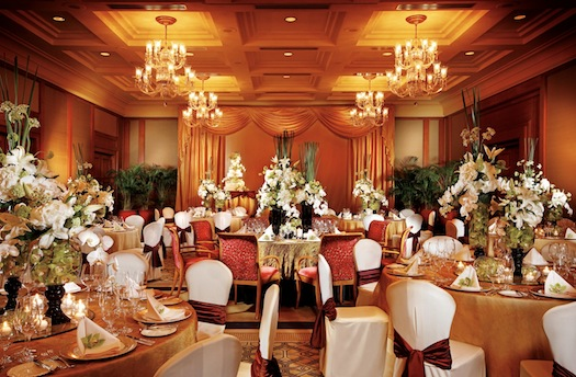 Crescent Ballroom at Four Seasons Singapore