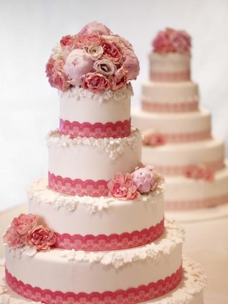 Four Seasons Hotel Singapore Real Wedding Cakes