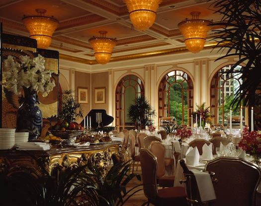 Four Seasons Singapore Ballroom wedding