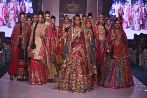 Ritu Kumar's bridal collection 2013