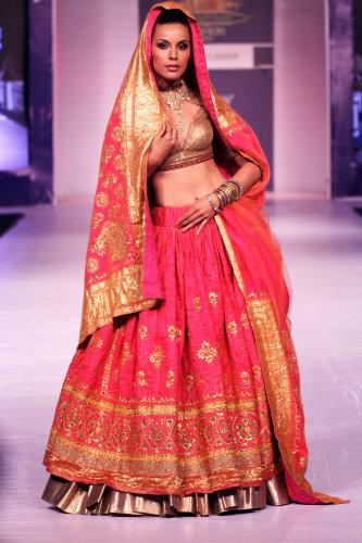 Ritu Kumar's bridal wear 2013