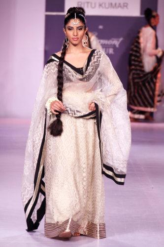 Quintessential Bridal Couture by Ritu Kumar